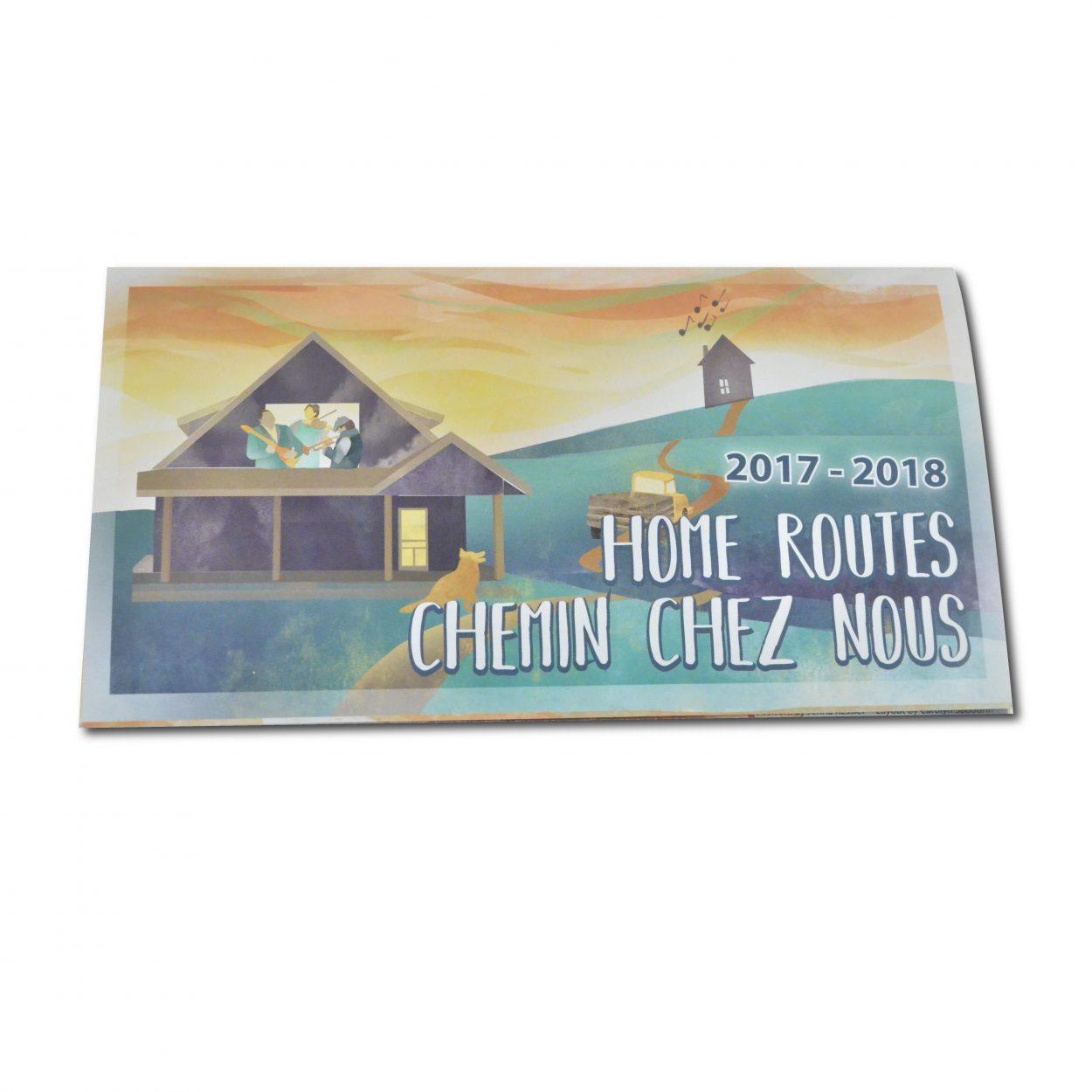 Home Routes / Chemin Chez Nous