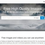 Free Images To Use On Your Website or Blog
